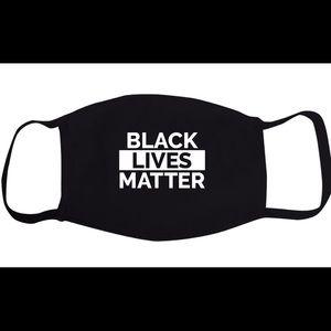 Black Lives Matter Face Covering Mask